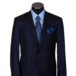 Bioni Single Breasted Two Button Suit