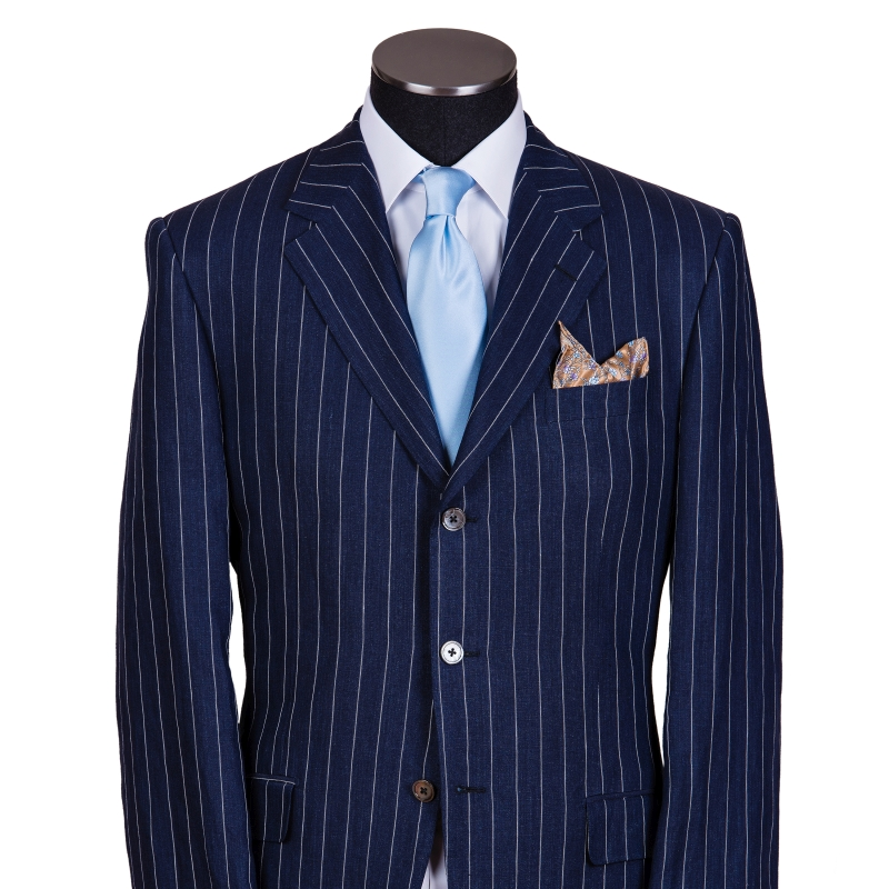Mabro Single Breasted Three Button Sport Coat