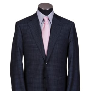 Pal Zaleri Single Breasted Two Button Sport Coat