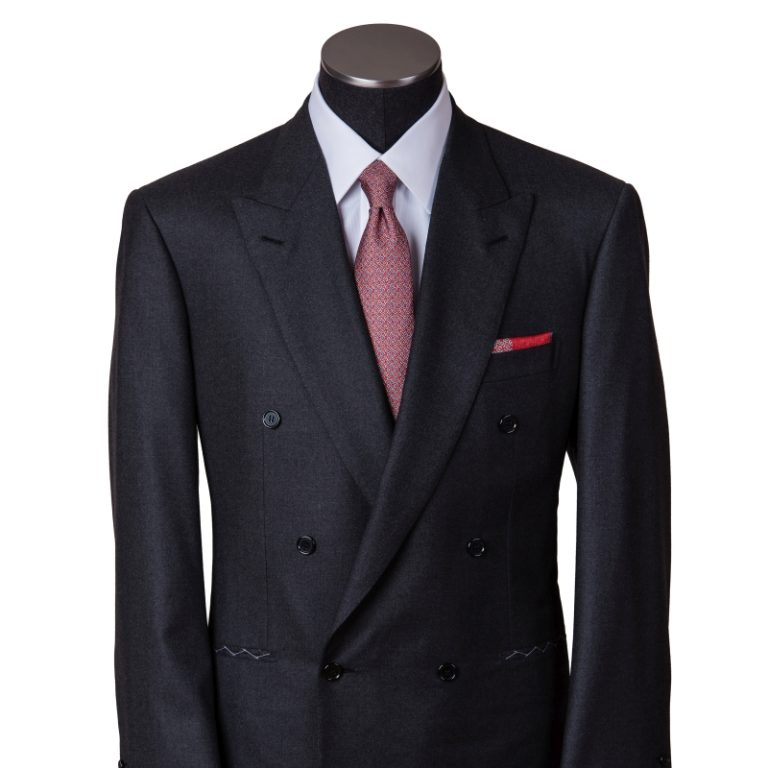 Brioni Double Breasted 6/2 Suit