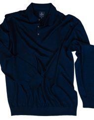 Dalmine Cashmere Sweater Polo
