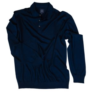 Dalmine Cashmere Sweater Polo