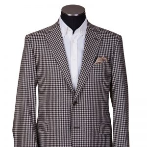 Messori Single Breasted Two Button Sport Coat