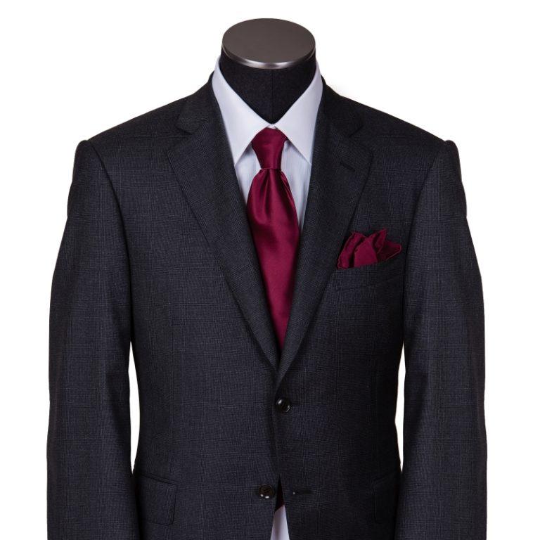 Pal Zaleri Single Breast Two Button Suit