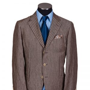 Pal Zaleri Single Breasted Three Button Sport Coat